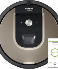 Irobot Roomba 966 Robotdammsugare - Silver