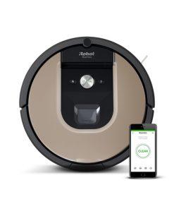 Irobot Roomba 976 Robotdammsugare - Guld Färgad