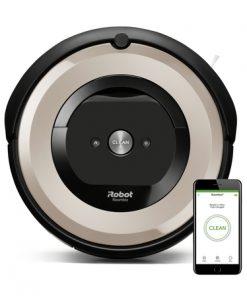 Irobot Roomba E5152 Robotdammsugare - Svart/silver