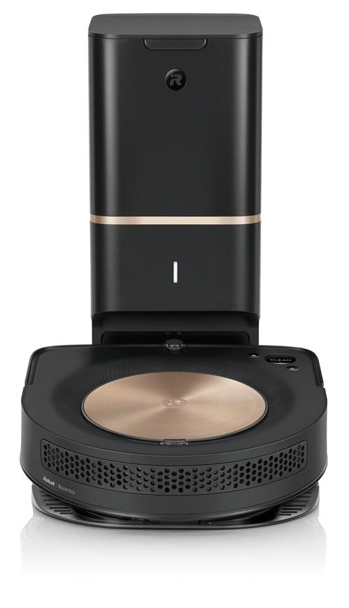 Irobot Roomba S9558+ Robotdammsugare - Svart