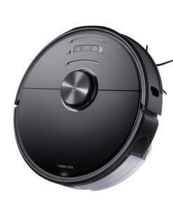 Roborock S6 Maxv Black Robotdammsugare - Svart