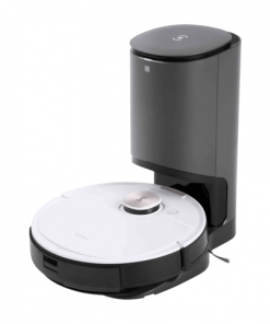 Ecovacs Deebot Ozmo T8+ Robotdammsugare - Vit