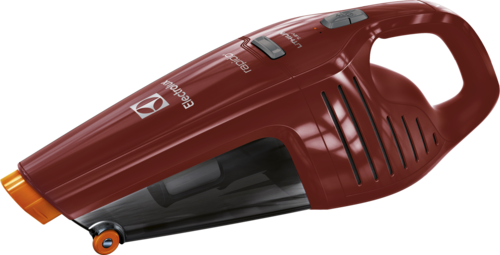 Electrolux Rapido 7,2v Handdammsugare - Röd