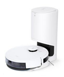 Ecovacs Deebot N8 Pro+ Robotdammsugare - Vit