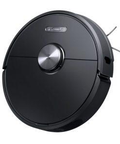 Roborock S6 Black Robotdammsugare - Svart