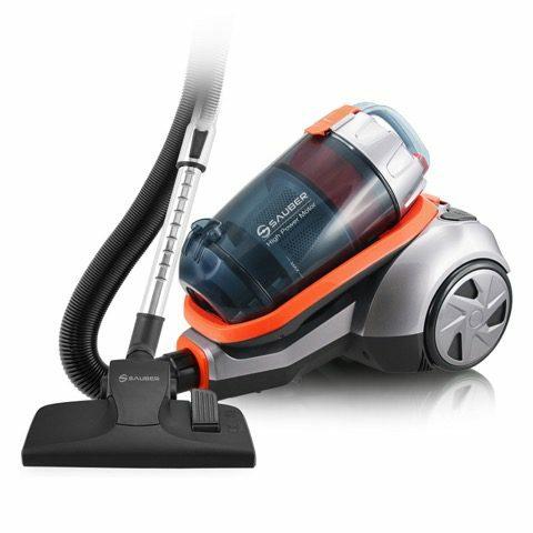 Sauber V60 Dammsugare - Orange